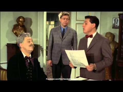 Han, hun, Dirch og Dario (1962) - Sanglærer
