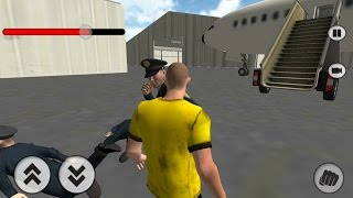 Prisoner Escape Police Plane (Vital Games Production) - Android Gameplay HD