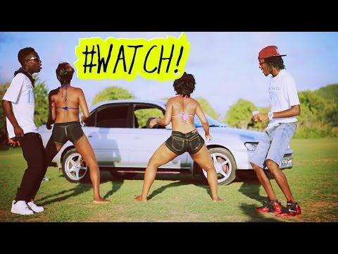 FOR YOUR QUARTER (Official Music Video) - Motto & Blackboy - NEW St Lucia Soca - JacobriTV
