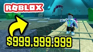 MAKING $999,999,999 in ROBLOX MOON MINERS 2