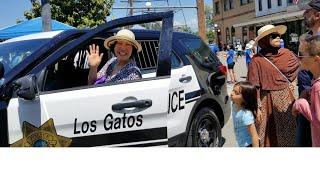 Tìm hiểu xe cảnh sát và các trò chơi của giới trẻ ở Mỹ