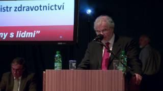 """MUDr. Ivan David, CSc.- """"NUTNOST HLUBOKÝCH ZMĚN A LEVICE"""" - Vratimovský seminář 2014"""