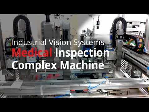 Complex Machine Vision System for Quality Control