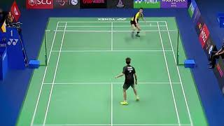Top 10 Best Badminton Dives of all time
