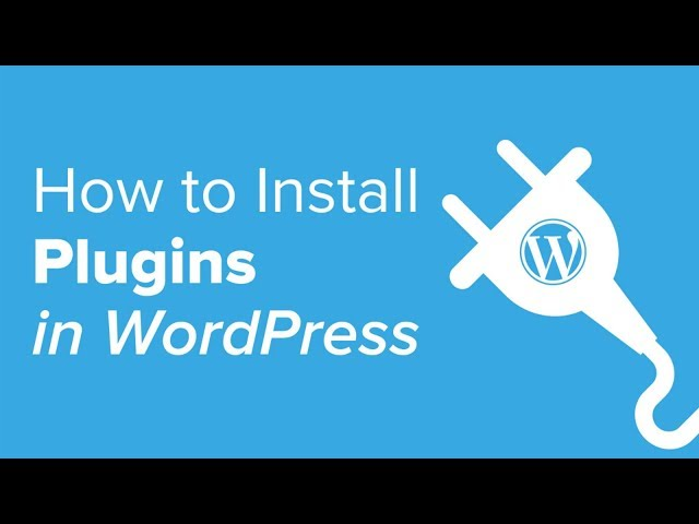 How to Install a WordPress Plugin (3 Different Methods)