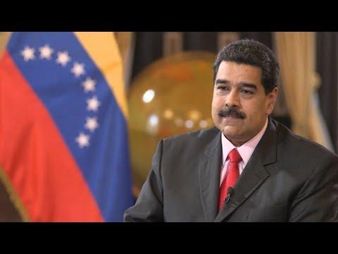 «США, прекратите свою агрессию!» – президент Венесуэлы