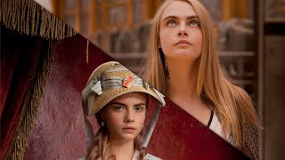 """Cara jocelyn delevingne is an english fashion model and actress. she signed with storm management after leaving school in 2009. won the """"mod..."""