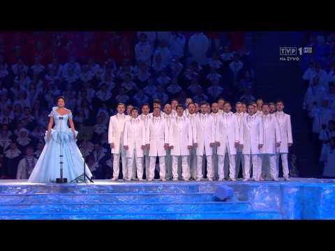 XXII Olympic Winter Games - Sochi 2014 - Olympic Anthem - Anna Netrebko