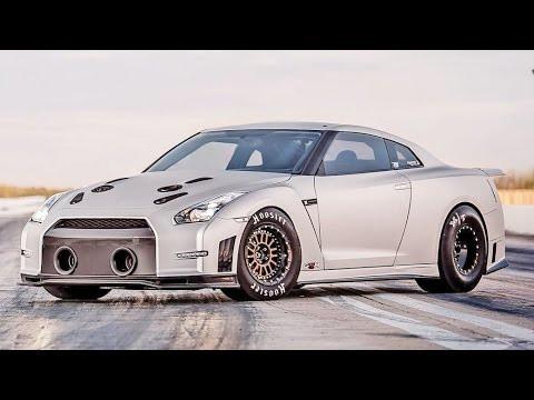 2500hp Nissan GT-R - T1 Race Development!!