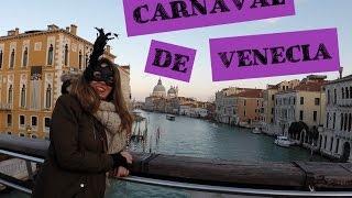 Carnaval de Venecia - Qué ver en Italia
