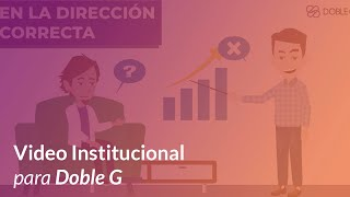 ExplicaPlay - Doble G - Video Institucional