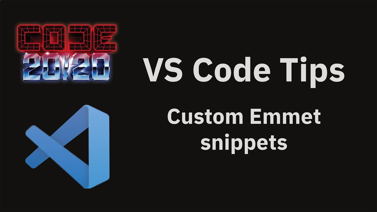 Custom Emmet snippets