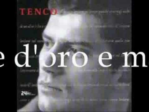 Luigi Tenco - Cara Maestra