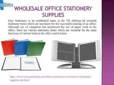 Wholesale Office Stationery Supplies UK - Easy Stationery.Net