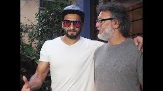 Are Ranveer Singh & Rakeysh Omprakash Mehra Doing A Film Together?
