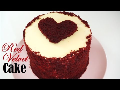 How To Make The Amazing Red Velvet Cake!
