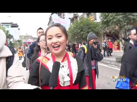 Part2. HMONG INTERNATIONAL CELEBRATES 2018 HMONG NEW YEAR IN LEISHAN, CHINA
