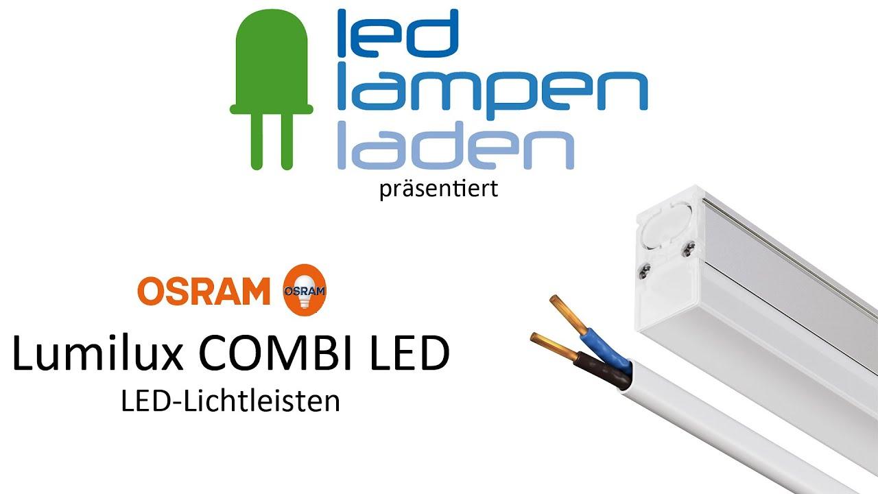 Fabulous OSRAM LED Lampen | OSRAM LUMILUX Combi LED | Ihr LED-Lampenladen  LU92