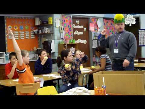 Taste Buds at Henry Raab Elementary School