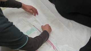 介護用オムツの替え方 thumbnail