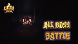 ⚔Vengeance all boss battle and story - Kingdom Rush VENGEANCE