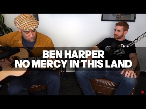 Ben Harper - No Mercy In This Land (Live on Whiskey Ginger w/ Andrew Santino)