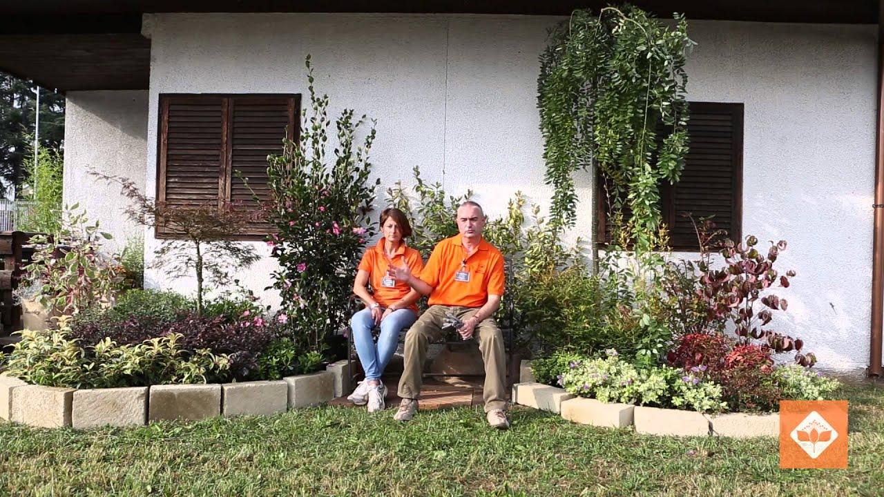 Centro Giardinaggio San Fruttuoso Garden Design Prima Parte