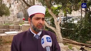 قوات الاحتلال ترتكب أكثر من 30 انتهاكاً للمسجد الأقصى خلال شهر - (5-2-2018)