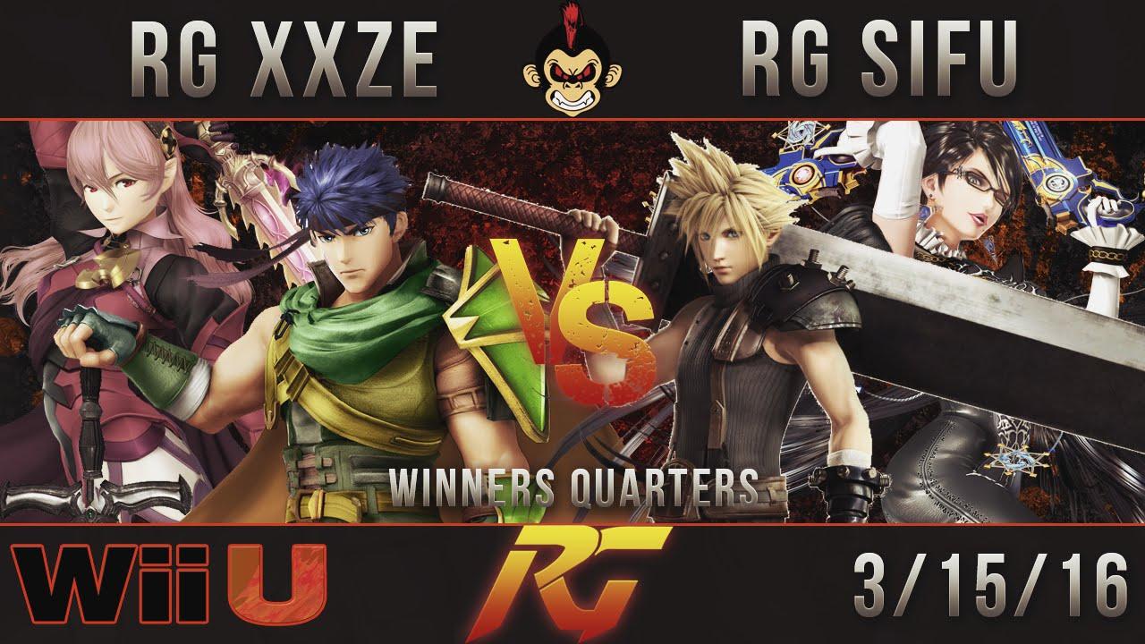 Download RG Sm4sh Weeklies: RG   XXZE Vs. RG    Sifu