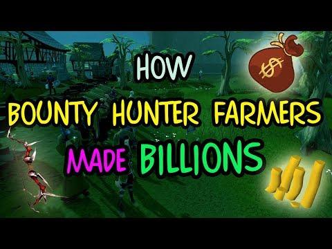 How RS3 Bounty Hunter Emblem Farmers Made BILLIONS! [Runescape 3, 2019]