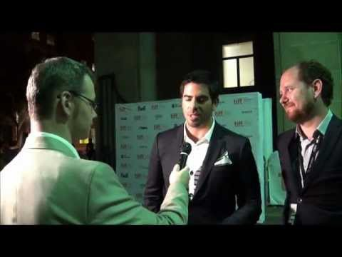 Eli Roth, Andrea Osvart & Ariel Levy On The Making of AFTERSHOCK World Premiere Toronto