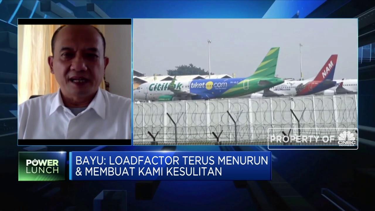 Persoalan Sewa Pesawat Ancam Industri Penerbangan Saat Pandemi