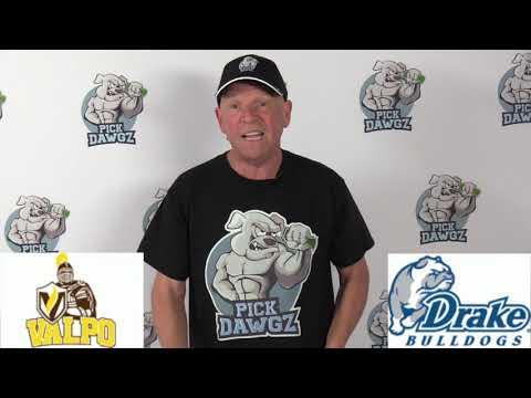 Drake vs Valpo 2/19/20 Free College Basketball Pick and Prediction CBB Betting Tips