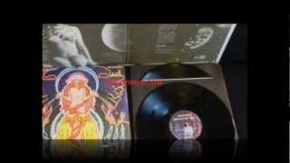 Hawkwind  - Down Through The Night (1973) VINYL