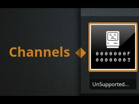 How to add unsupported Channels to Plex - YouTube