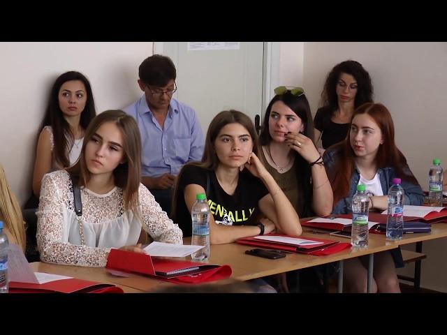 Літня  школа  блогерів  та  громадських журналістів - 2018