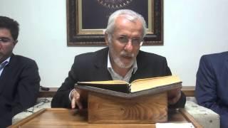 Bakara Suresi Tefsiri Prof. Dr. Halil Çiçek 191. 192. ve 193 ayetler 2015-10-25