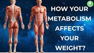 How your metabolism affects your weight?