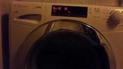 Pyykkikone käy lujaa