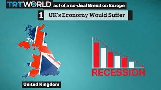 The impact of a no-Brexit deal on the UK and EU | Bigger Than Five