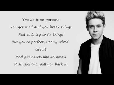 Niall Horan - Issues (Julia Michaels) / Lyrics