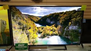 48 inch SONY KDL-48W590B 120hz smart WIFI LED TV - The HDTV Outlet in Moreno Valley
