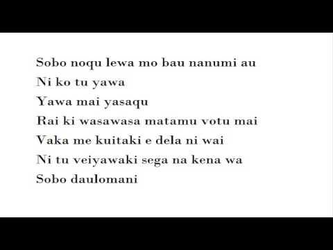 Kerry Damudamu  -  Na Veitawasei Lyrics