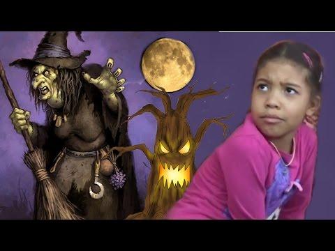 Мультфильм про страшную бабу ягу