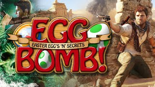 Uncharted Easter Eggs - Egg Bomb - Episode 2