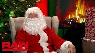 """Mr. McMahon-ta Claus"" announces the WWE Women's Tag Team Championship: Raw, Dec. 24, 2018"