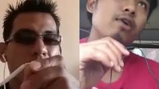 Shamsul Ghau Ghau lagu hits buatmu ( Faidal & Wira)