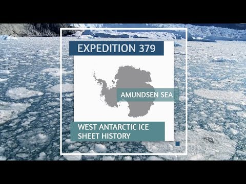 IODP Expedition 379 Amundsen Sea West Antarctic Ice Sheet History