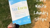 How To Use Tru Earth Eco Strips The Best Eco Friendly Laundry