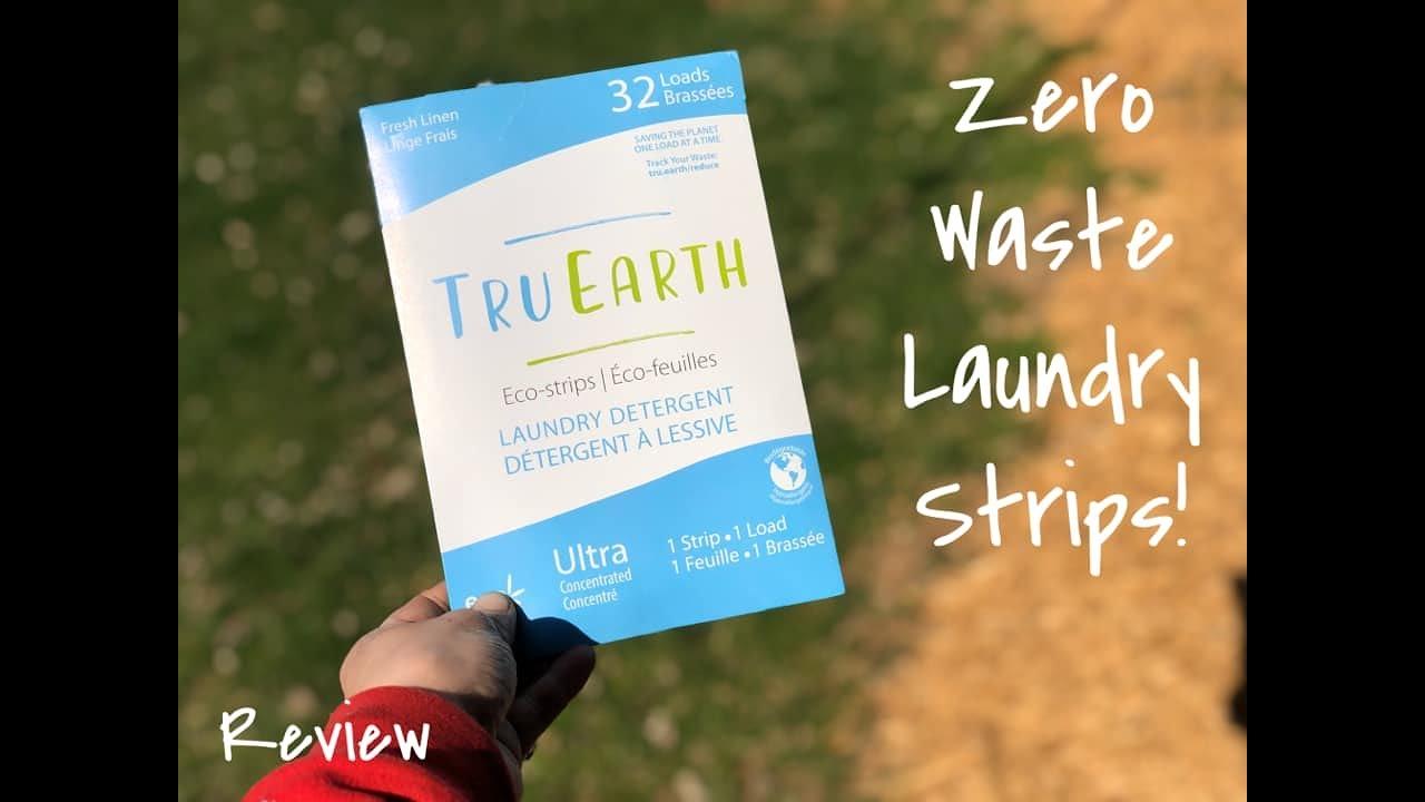 I Tried Tru Earth Zero Waste Laundry Strips All The Reviews
